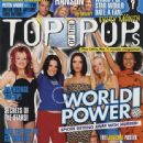 Geri Halliwell - Top of the Pops Magazine [United Kingdom] (September 1997)