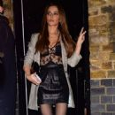Cheryl Cole – Spotted at The Chiltern Firehouse in London