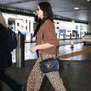 Nina Dobrev – LAX Airport in Los Angeles 03/06/2019