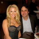 George Maloof with Kelly Carrington - 454 x 351