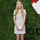 Gigi Hadid Gods Love We Deliver Golden Heart Awards In Nyc
