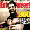 Gerard Butler - Entertainment Weekly Magazine [United States] (23 March 2007)