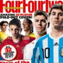 Steven Gerrard - Four Four Two Magazine [United Kingdom] (July 2010)
