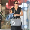 Mandy Moore – Shopping at Lou and Grey in Beverly Hills