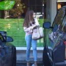 Sofia Vergara at a local health food shop in Beverly Hills
