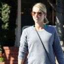 Claire Holt – Getting Lunch With a Friend in West Hollywood, CA 10/17/ 2016 - 454 x 651