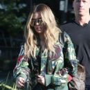 Khloe Kardashian is spotted leaving a studio in Los Angeles, California on March 28, 2017 - 454 x 577