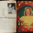 June Allyson - Movieland Magazine Pictorial [United States] (December 1947) - 454 x 339