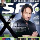 The X-Files - SFX Magazine Cover [United Kingdom] (September 2015)