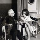 Sophia Loren and Charles Chaplin