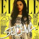 Selena Gomez Does Elle July 2012