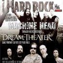 Dave Mcclain, Phil Demmel, Adam Duce, Robb Flynn, James Labrie, John Myung, John Petrucci, Jordan Rudess & Mike Mangini