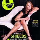 Brooke Shields - Expresiones Magazine Cover [Ecuador] (2 June 2015)