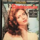 Tina Louise - Cinemonde Magazine Cover [France] (9 June 1959)