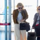 Amber Heard – Spotted at JFK Airport in New York