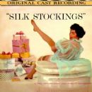 Silk Stockings 1955 Broadway LP   RCA