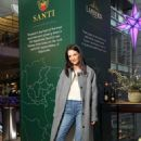 Katie Holmes – Frederick Wildman Wines 'Wrappy Hour' Event in NYC