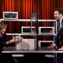 Emilia Clarke – On 'The Tonight Show Starring Jimmy Fallon' in NYC