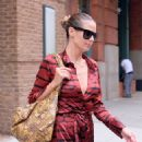 Heidi Klum leaves Greenwich Hotel in New York   (June 23, 2017) - 454 x 576