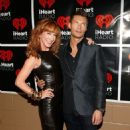 Kathy Griffin: at the 2012 iHeartRadio Music Festival in Las Vegas
