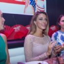 "Jessica Lowndes – ""I Saw It First Love Fights"" Launch in Ibiza 08/24/2017 - 454 x 302"
