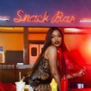 Keke Palmer – Lawrence S. Murray Photoshoot for her single 'Snack' (July 2020)