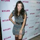 Jenna Dewan - Nylon Magazine's TV Issue Launch Party At The SkyBar On August 24, 2009 In West Hollywood, California