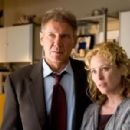 Harrison Ford and Virginia Madsen