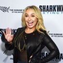 Hayden Panettiere – 'Sharkwater Extinction' Screening in Hollywood - 454 x 633