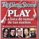 David Bowie - Rolling Stone Magazine Cover [Argentina] Magazine Cover [Argentina] (1 February 2011)