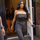 Kim Kardashian – Leaving her hotel in New York City