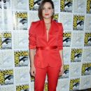 Actor Lana Parrilla attends ABC's
