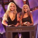 Britney Spears and Christina Aguillera - The 2000 MTV Video Music Awards