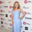 Kylie Minogue: Elton John AIDS Foundation Oscars 2015 Viewing Party