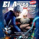 Rise of the Guardians - El Aviso Magazine Cover [United States] (17 November 2012)
