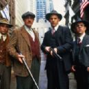 Titles: The Untouchables People: Sean Connery, Kevin Costner, Andy Garcia, Charles Martin Smith Characters: Al Capone, Agent George Stone, Agent Oscar Wallace
