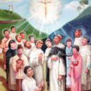 Filipino Roman Catholic saints