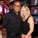 Andruw Jones and Nicole Derick - 390 x 540