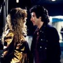 Al Pacino and Dyan Cannon