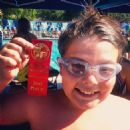 Sontard wins 2nd place at his Swim Meet! - 454 x 454