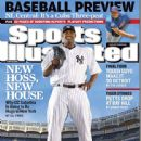 CC Sabathia - Sports Illustrated Magazine Cover [United States] (9 April 2009)