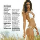 Gabriella Demetriades - FHM Magazine Pictorial [South Africa] (January 2012)