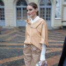Olivia Palermo out to Fashion Week in Milan - 454 x 738