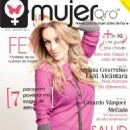 Fey- Mujer Qro Mexico Magazine July-August 2013 - 454 x 590