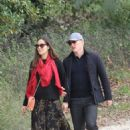 Ana Ivanovic with husband on vacation in Rome - 454 x 681