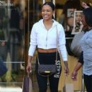 Karrueche Tran – Shopping Candids at The Grove in Los Angeles
