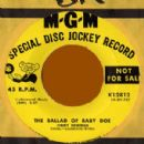 The Ballad of Baby Doe 45 RPM Record by Jimmy Newman - 300 x 310