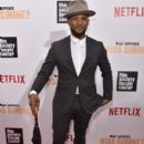 """Usher attends """"What Happened, Miss Simone?"""" New York Premiere at The Apollo Theater on June 1, 2015 in New York City"""