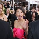 Sandra Oh - 14 Annual Screen Actors Guild Awards, January 27, 2008