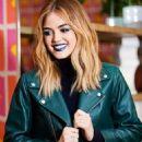Lucy Hale – Cosmopolitan MarkGirl Shoot, November 2016 - 454 x 681